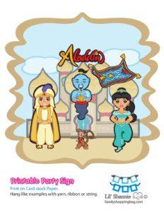 Left Banner Aladdin