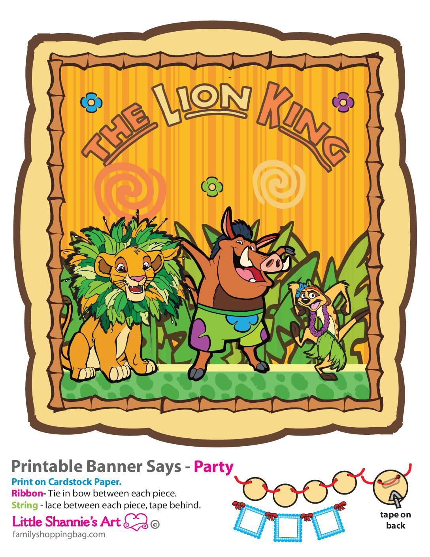 Left Lion King
