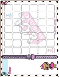 Lol Surprise Calendar