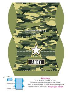 Medium Favor Box army