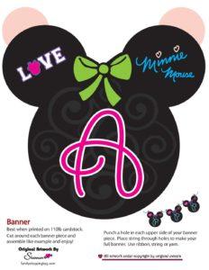 Minnie Banner A