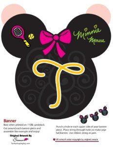Minnie Banner T