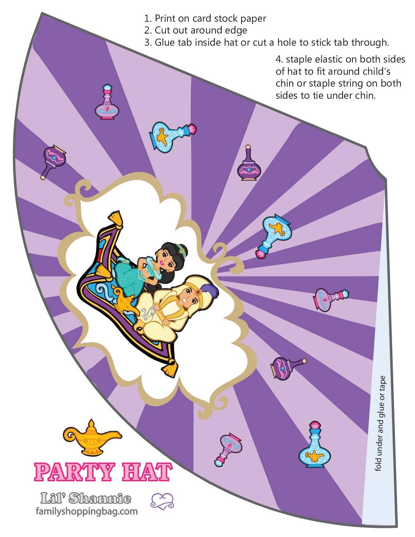 Party Hat Aladdin