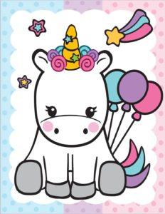 Picture 2 Unicorn
