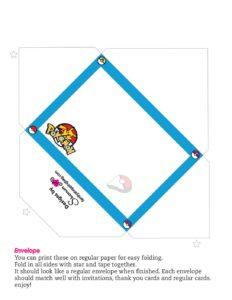 Pokemon Envelope