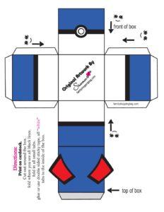 Pokemon Favor Box 2