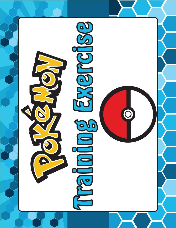 Pokemon Wall Decoration