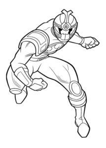 Power Ranger Crouch