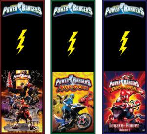 Power Ranger Lightning