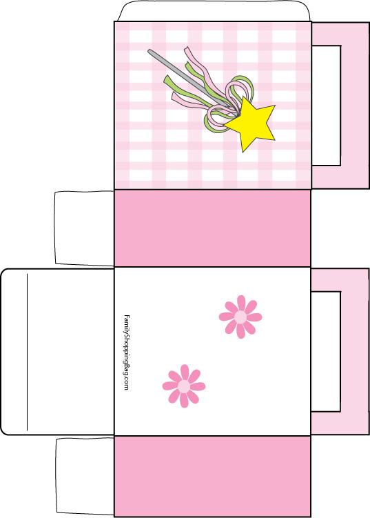 Princess Wand Box
