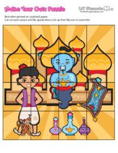 Puzzle 2 Aladdin