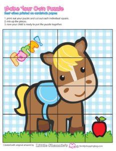 Puzzle 2 Game Farm