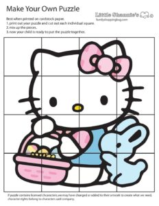 Puzzle Easter