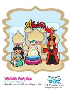 Right Banner Aladdin
