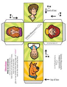 Small Favor Box Scooby Doo