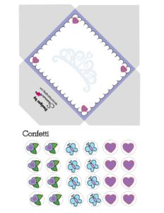 Sofia the First Envelope