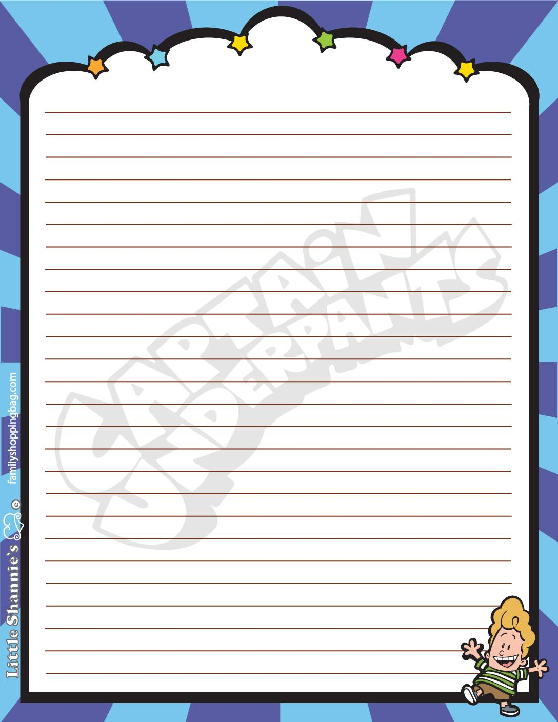 Stationery Captain Underpants