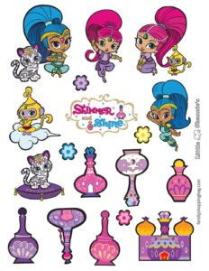 Stickers Shimmer
