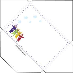 Teletubbies Envelope