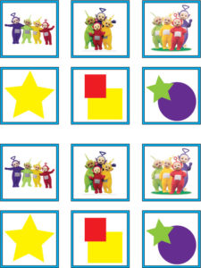 Teletubbies Stickers