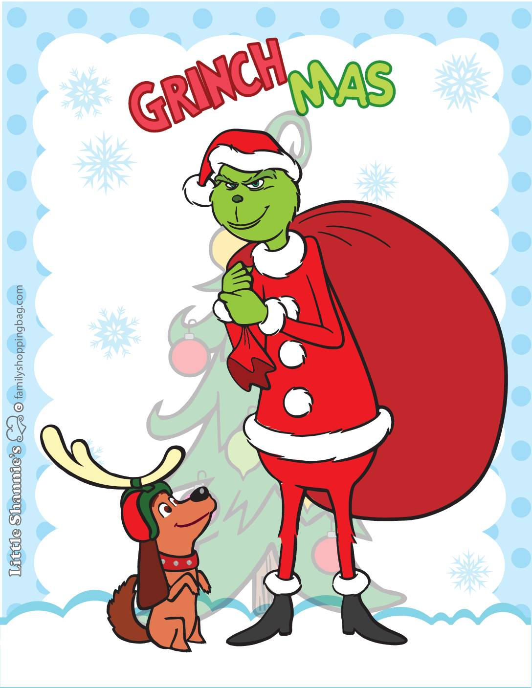 Wall Picture 5 Grinch