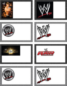 Wrestling Tags