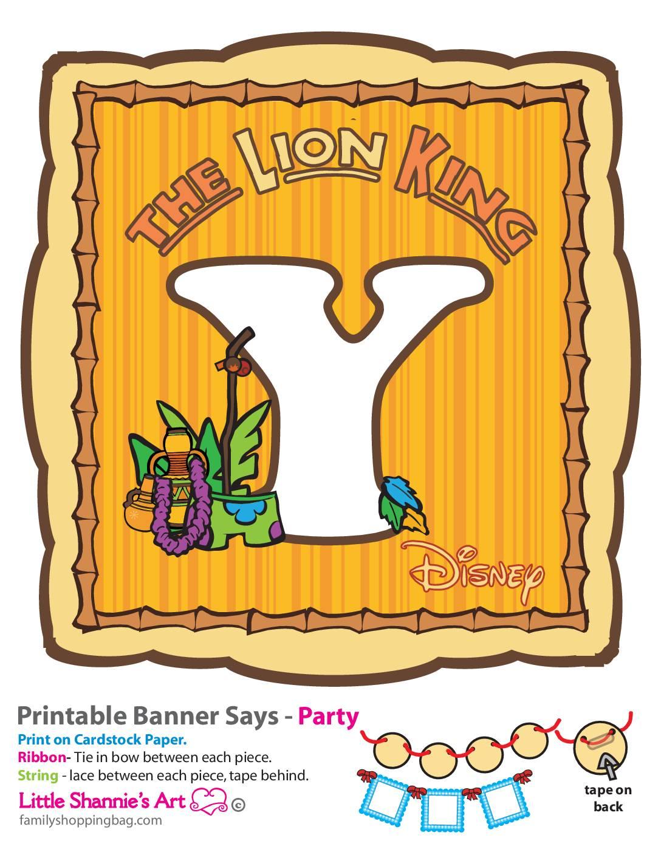 Y Lion King