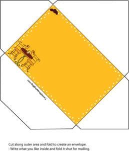 Coffee Envelope Card 2