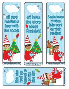 elf bookmark
