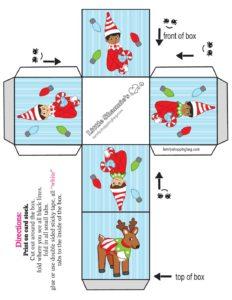 elf small box