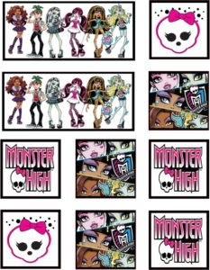 MH Stickers