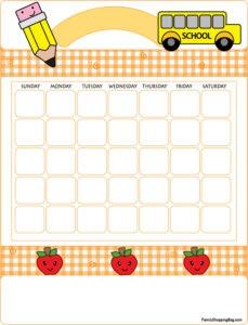 Calendar School