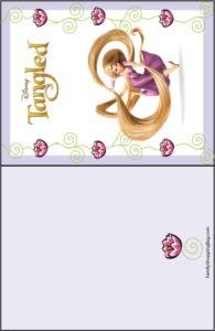 Card Tangled 2