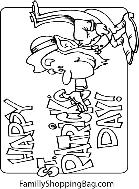 zabbar st patricks day coloring pages-#11