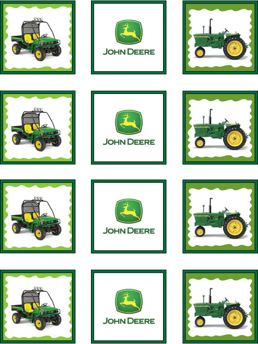Astounding image with john deere printable