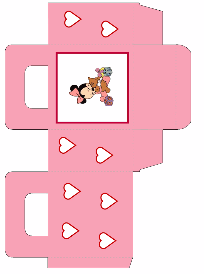 Baby Minnie Mouse Free Printables